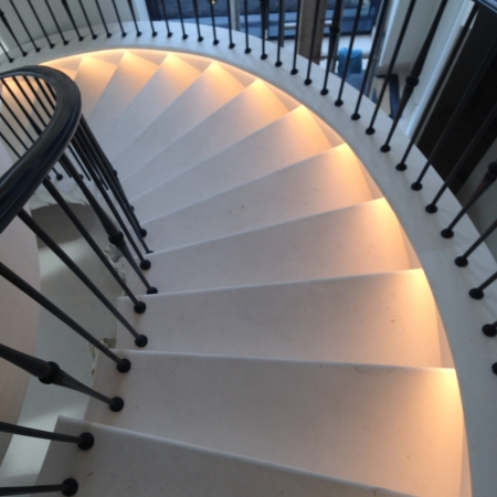 Staircase lighting design experts