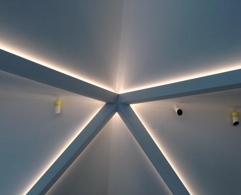 Lighting design experts installation