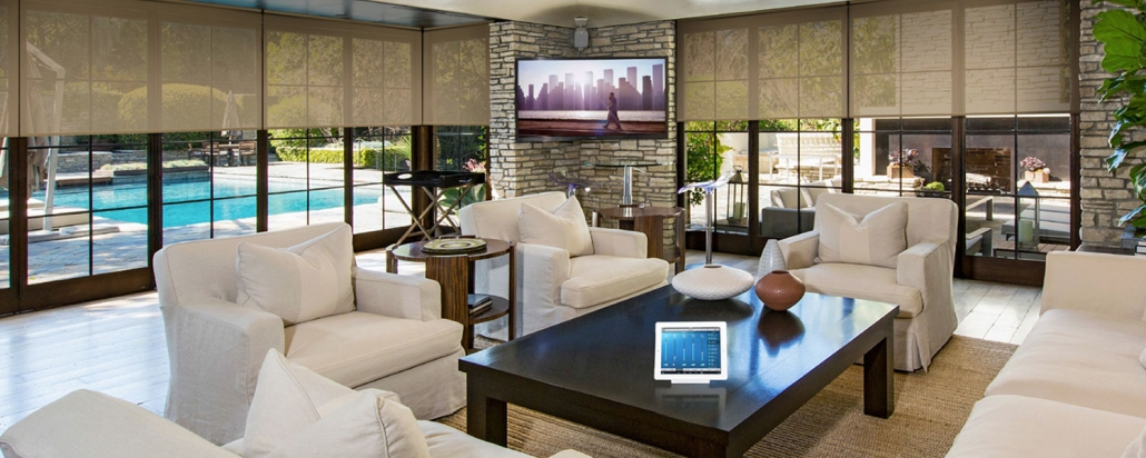 Picture of Smart living room technology