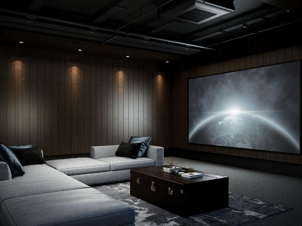 Image of a Cinema room