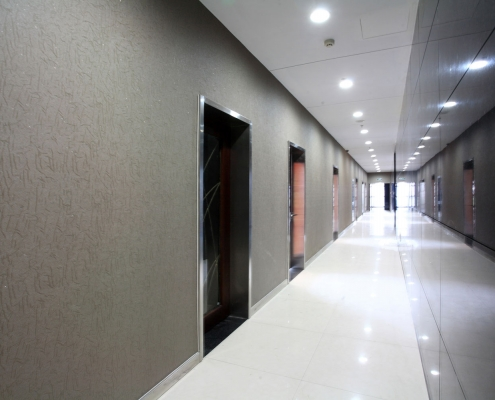 Image of Corporate lighting solutions