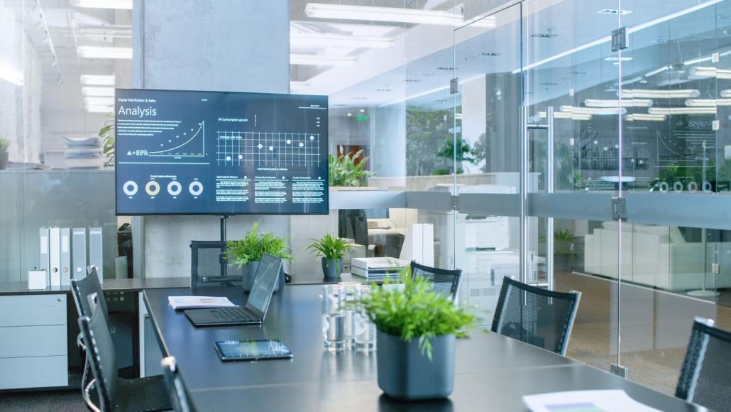 Corporate AV image