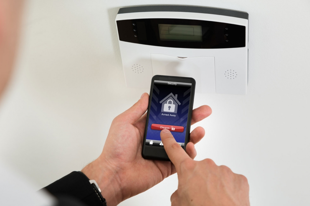 Access control app for a Smart home