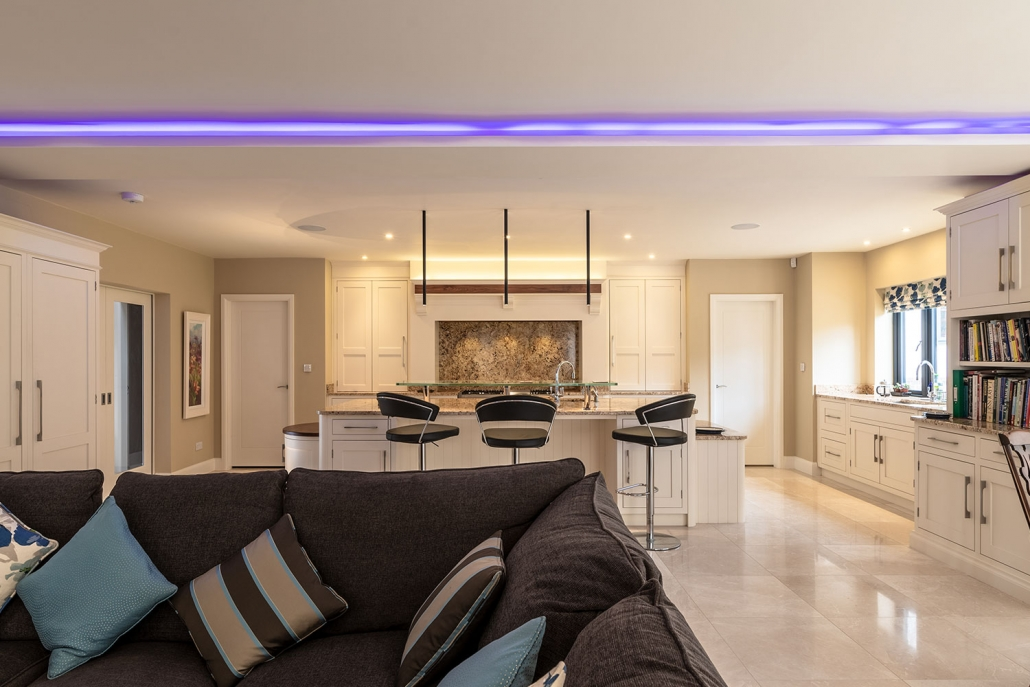 Kitchen Internal Lighting Solutions