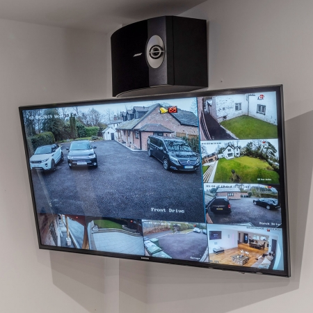 Commercial security systems CCTV