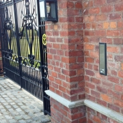 image of home electric gates