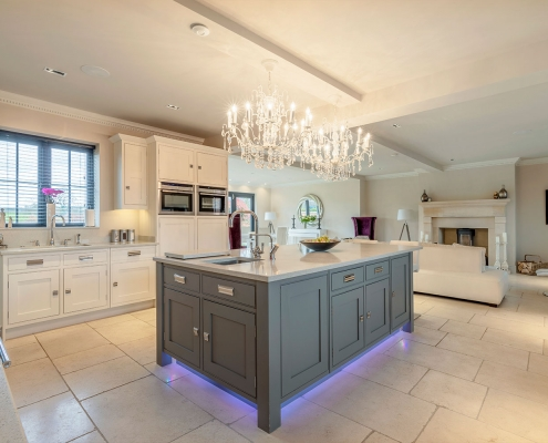 Smart home design for kitchens