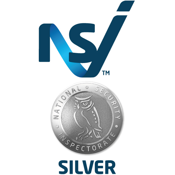 Logo image for NSI security company Cheshire