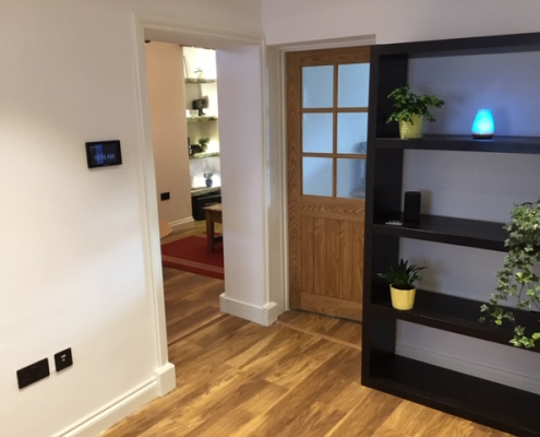 Picture of Synergy AV offices in Congleton with Smart technology, Smart AV Crestron Home Automation